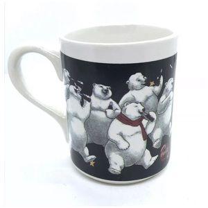 Coca Cola Polar Bear Mug Always Cool